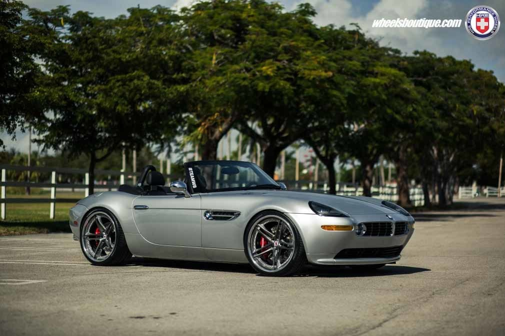 S207 HRE (S2 Series) forged wheels