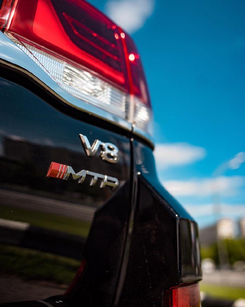 MTR Design Body Kit for Toyota Land Cruiser 200 new style