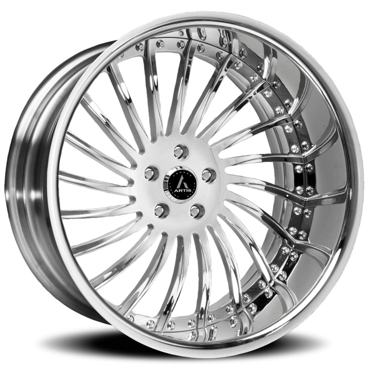 Artis International forged wheels