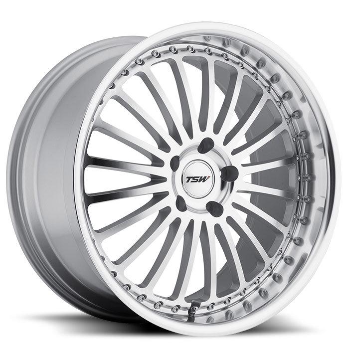TSW Wheels Silverstone light alloy wheels