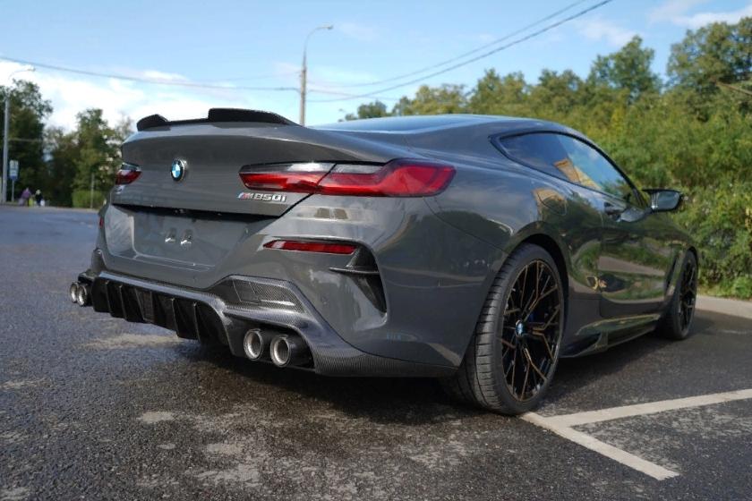 Hodoor Performance Carbon Fiber Set for BMW 8