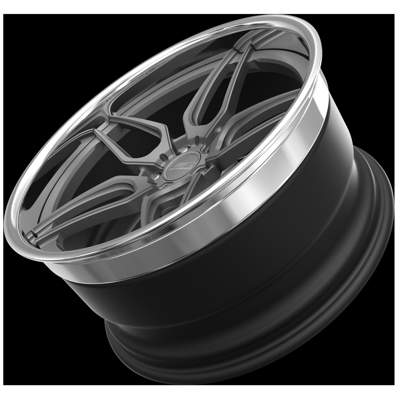 B-Forged wheels 455 TS