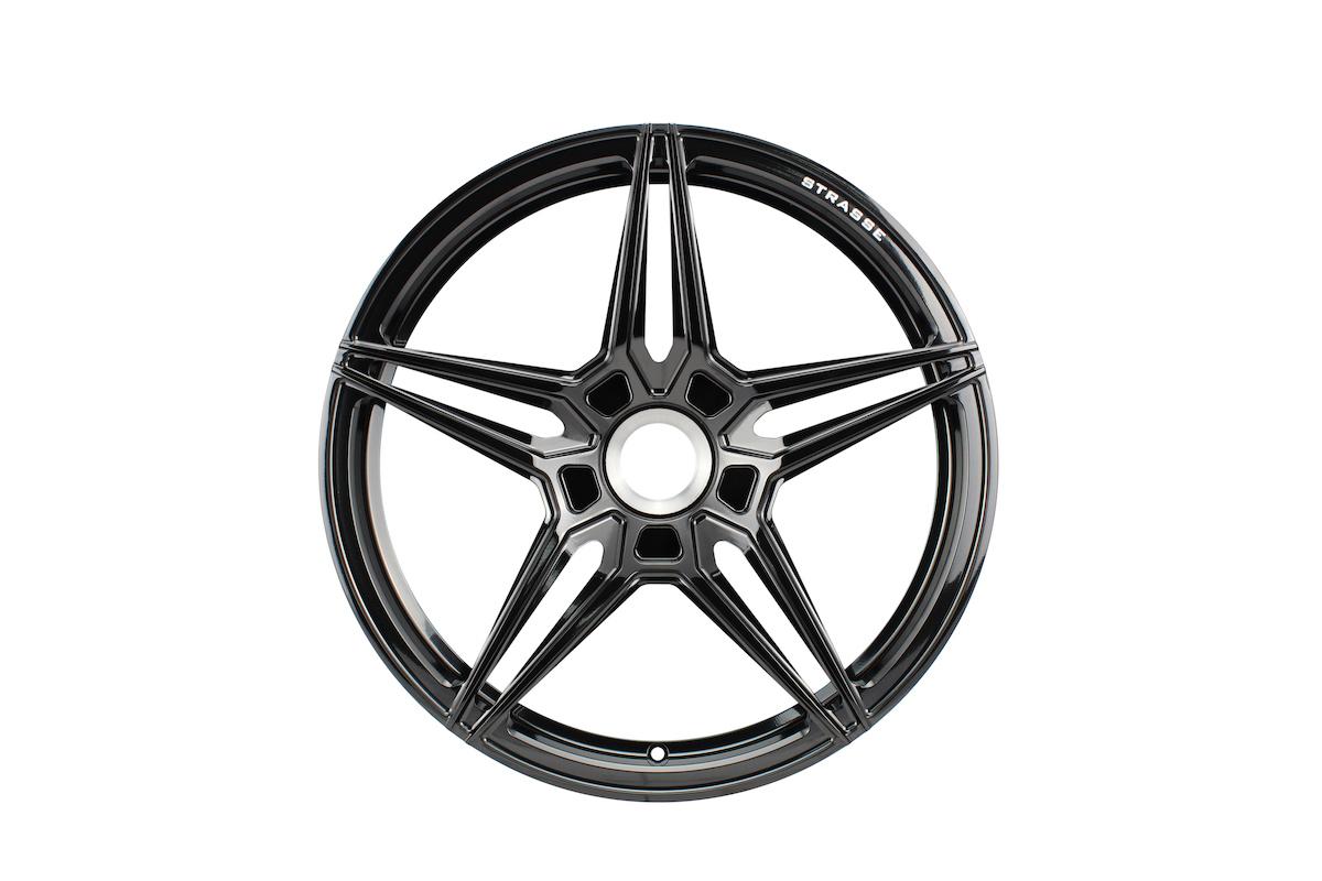 Strasse  SV2 DEEP CONCAVE MONOBLOCK Forged Wheels