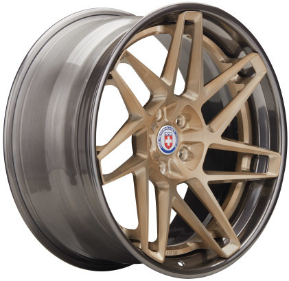 HRE RS300 (RS3 Series) forged wheels