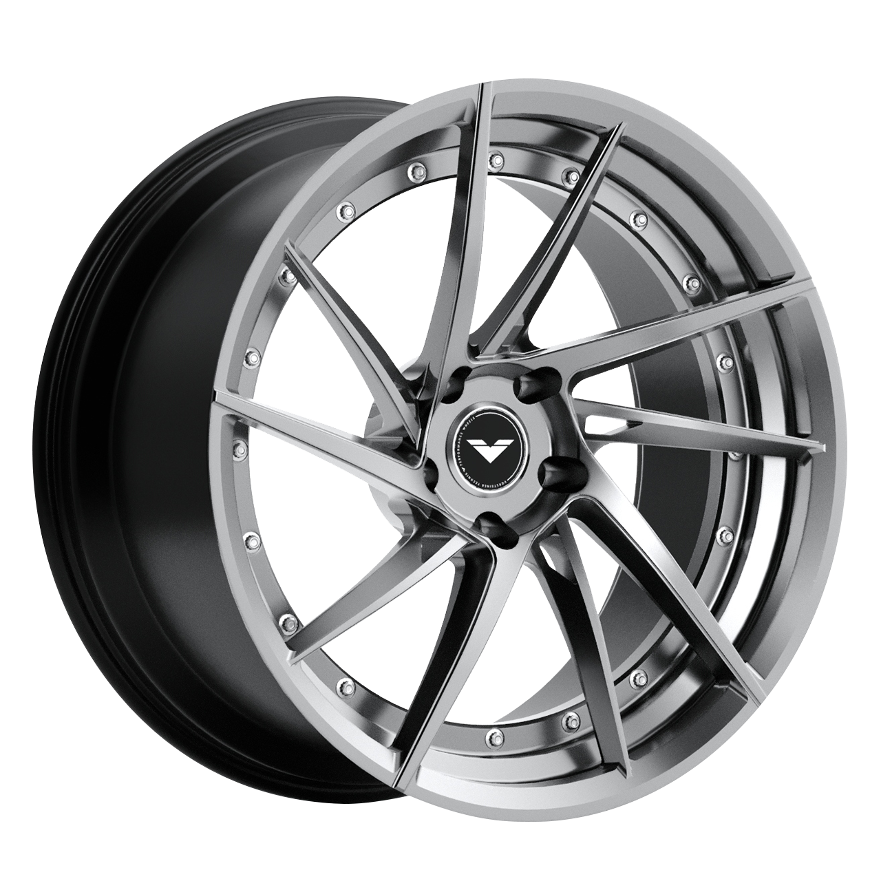 Vorsteiner Nero Forged wheels VFN 513 2-Piece