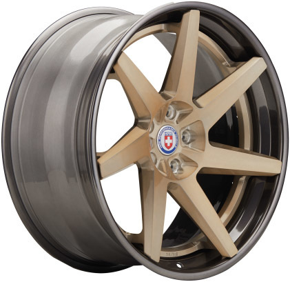 HRE RS308 (RS3 Series) forged wheels