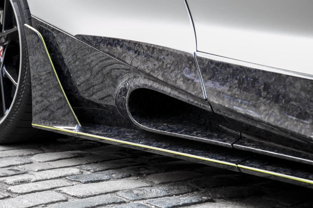 Mansory body kit for McLaren 720S  carbon