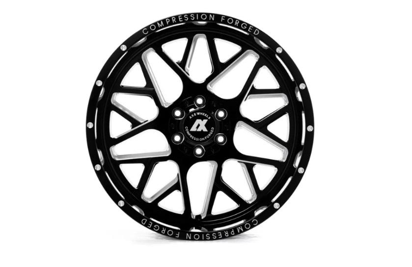 AXE AX5 Light Alloy Wheels