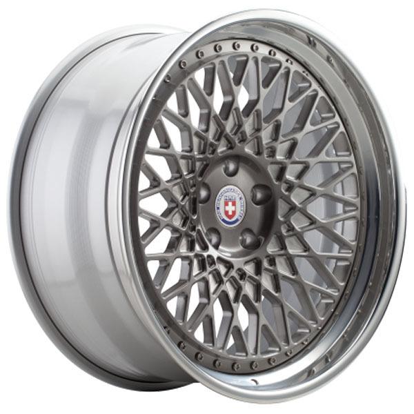 HRE 501 (Vintage Series) forged wheels