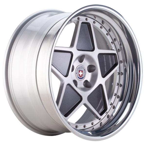 HRE 505 (Vintage Series) forged wheels