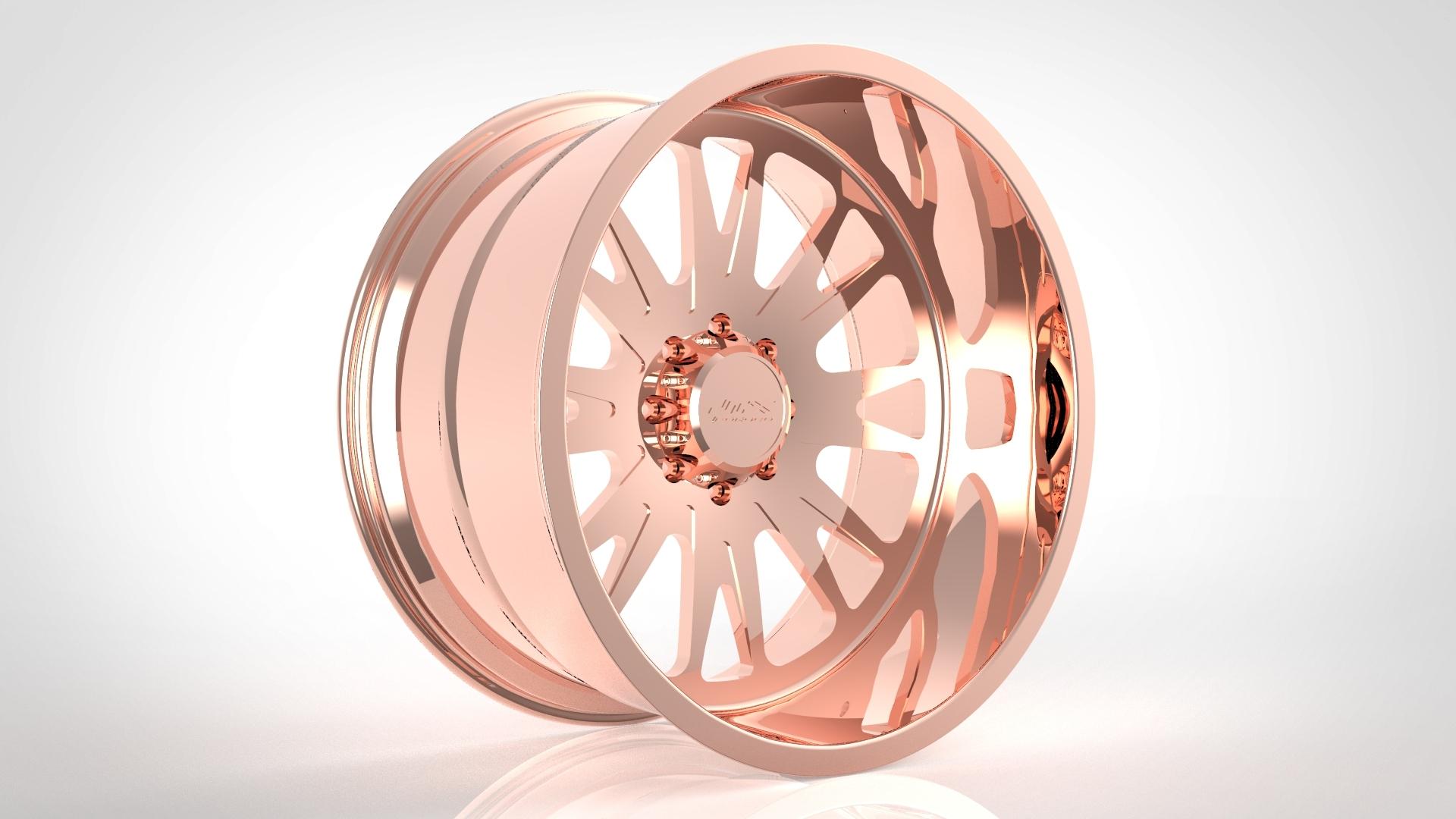 JTX Forged wheels Ballistic