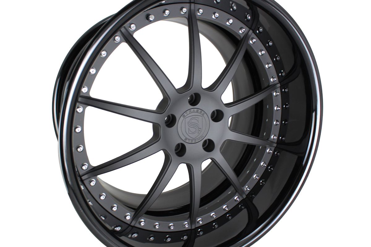 Strasse R10 SIGNATURE 3 Piece Forged Wheels