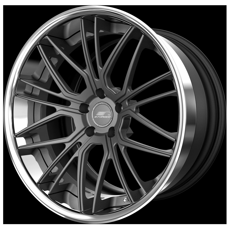 B-Forged wheels 710 RXL