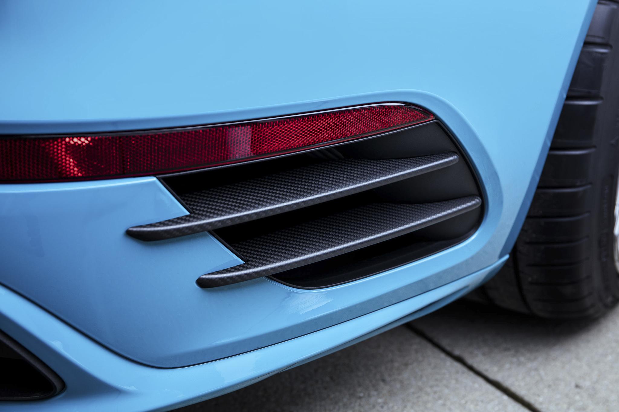 Techart Body kit for Porsche 911 Turbo new model