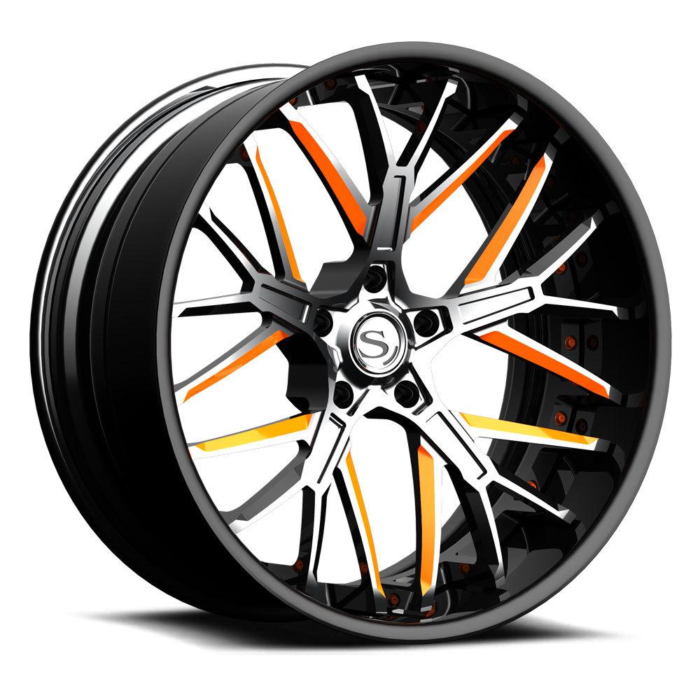 Savini SV85XC Forged wheels