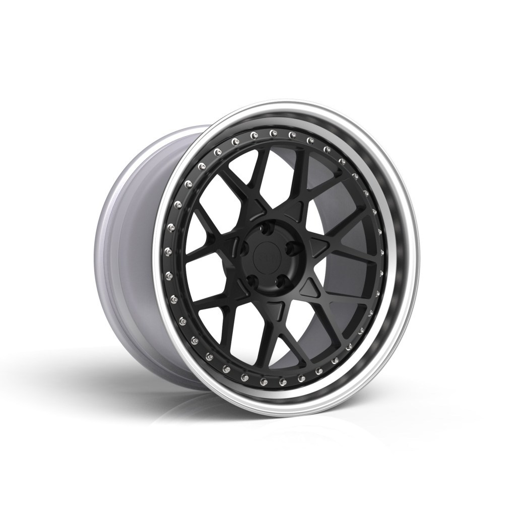 3SDM 3.46 FX3 SERIES Forged Wheels