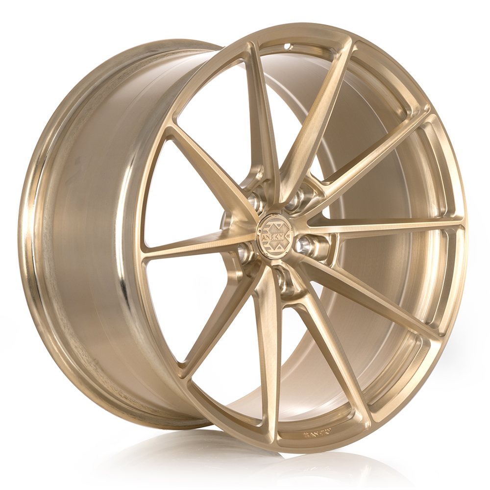 Anrky AN18 forged wheels