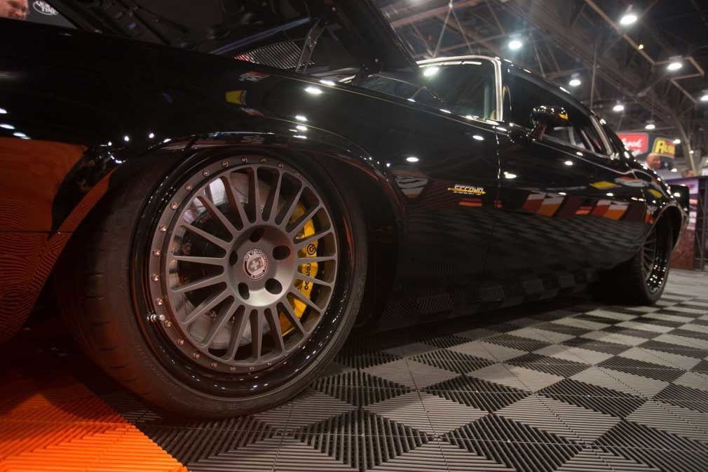 HRE 309 (Classic Series) forged wheels
