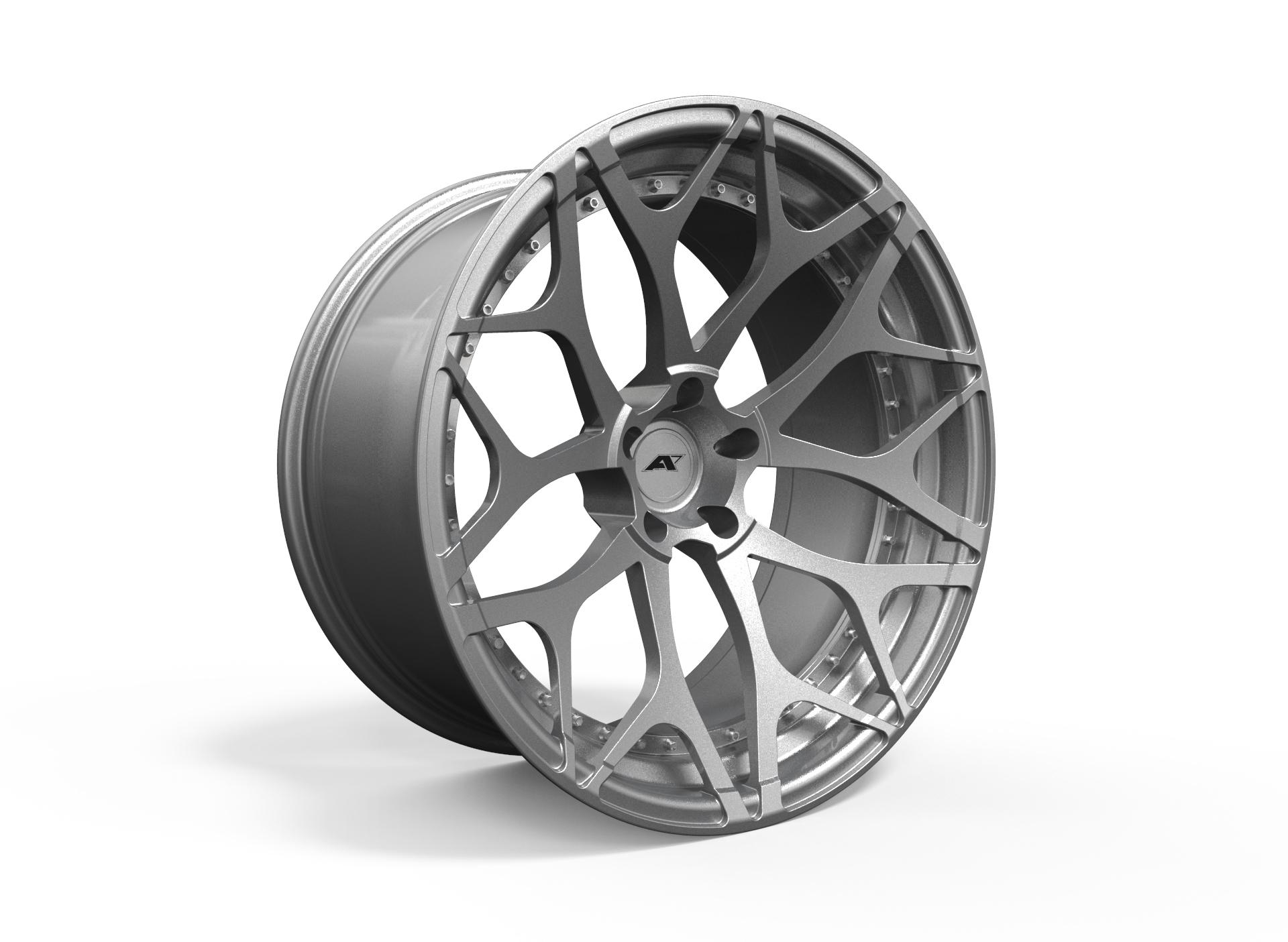 AMP Forged Wheels AMP 10V-2P