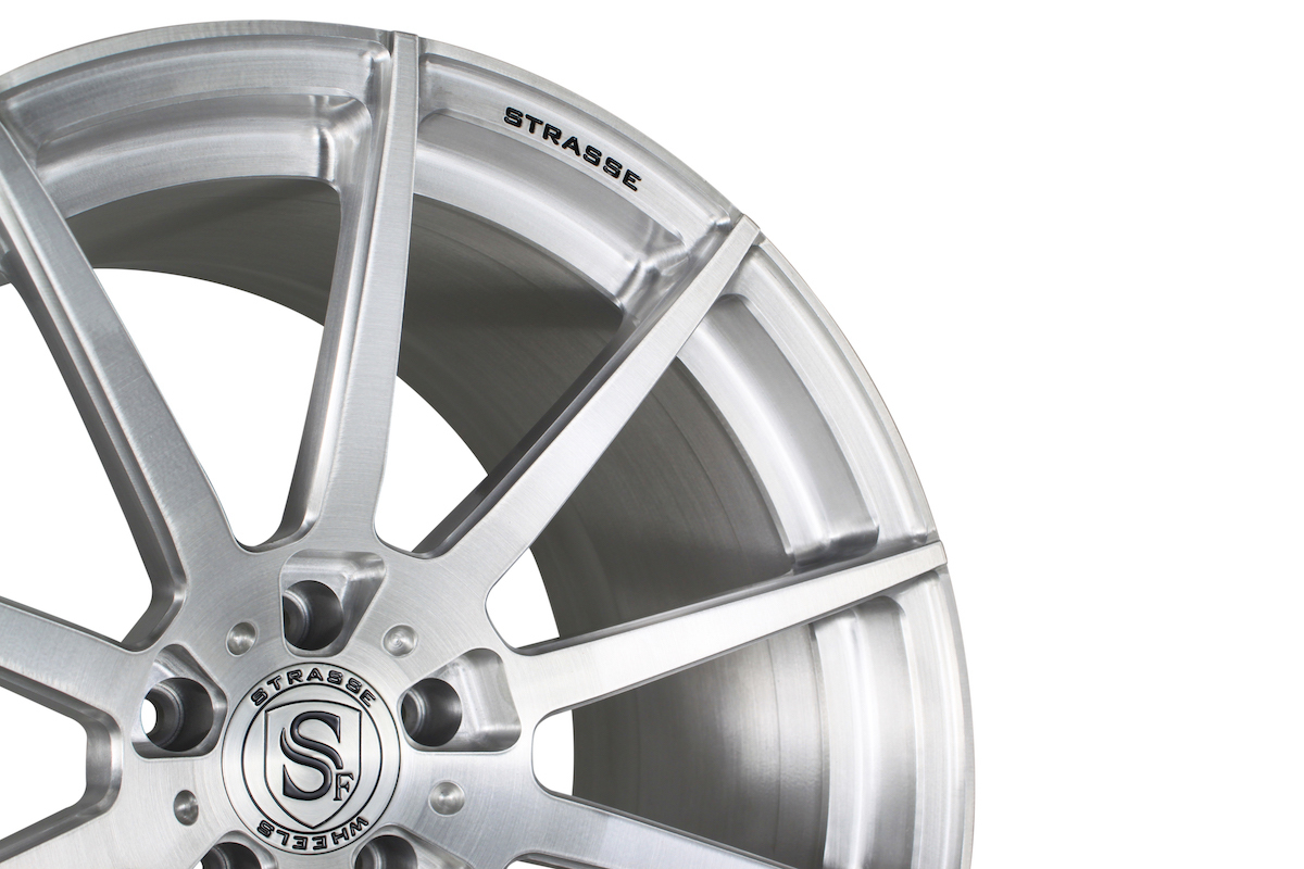 Strasse  R10 DEEP CONCAVE MONOBLOCK Forged Wheels