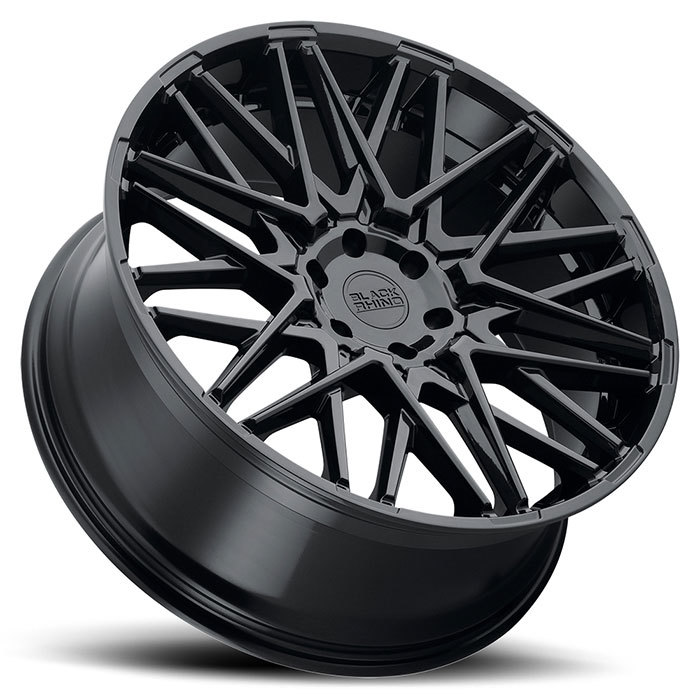Black Rhino Morocco light alloy wheels