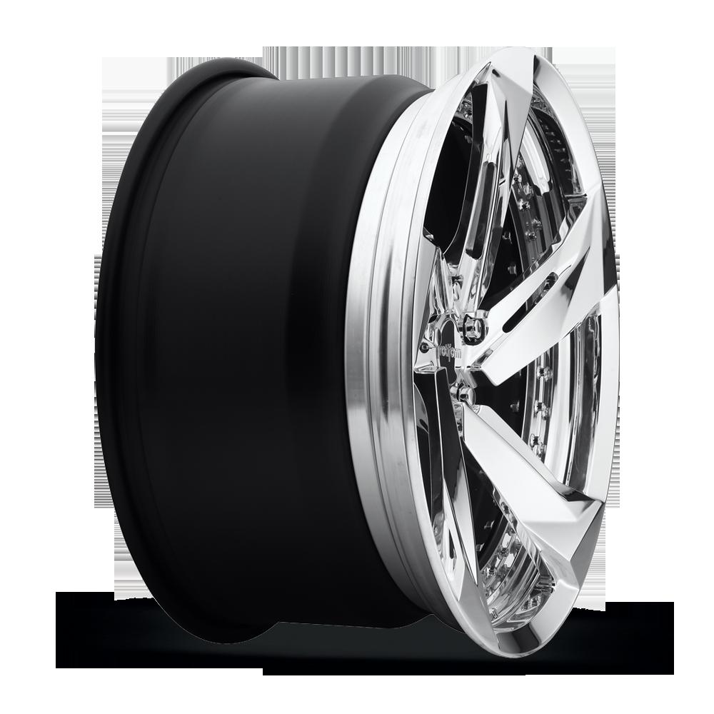Rotiform MUC 2 piece forged wheels