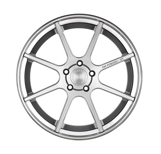360 Forged wheels STARIGHT 8 GEN TWO SERIES
