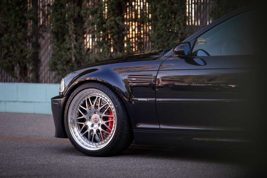 HRE 540 (540 Series) forged wheels