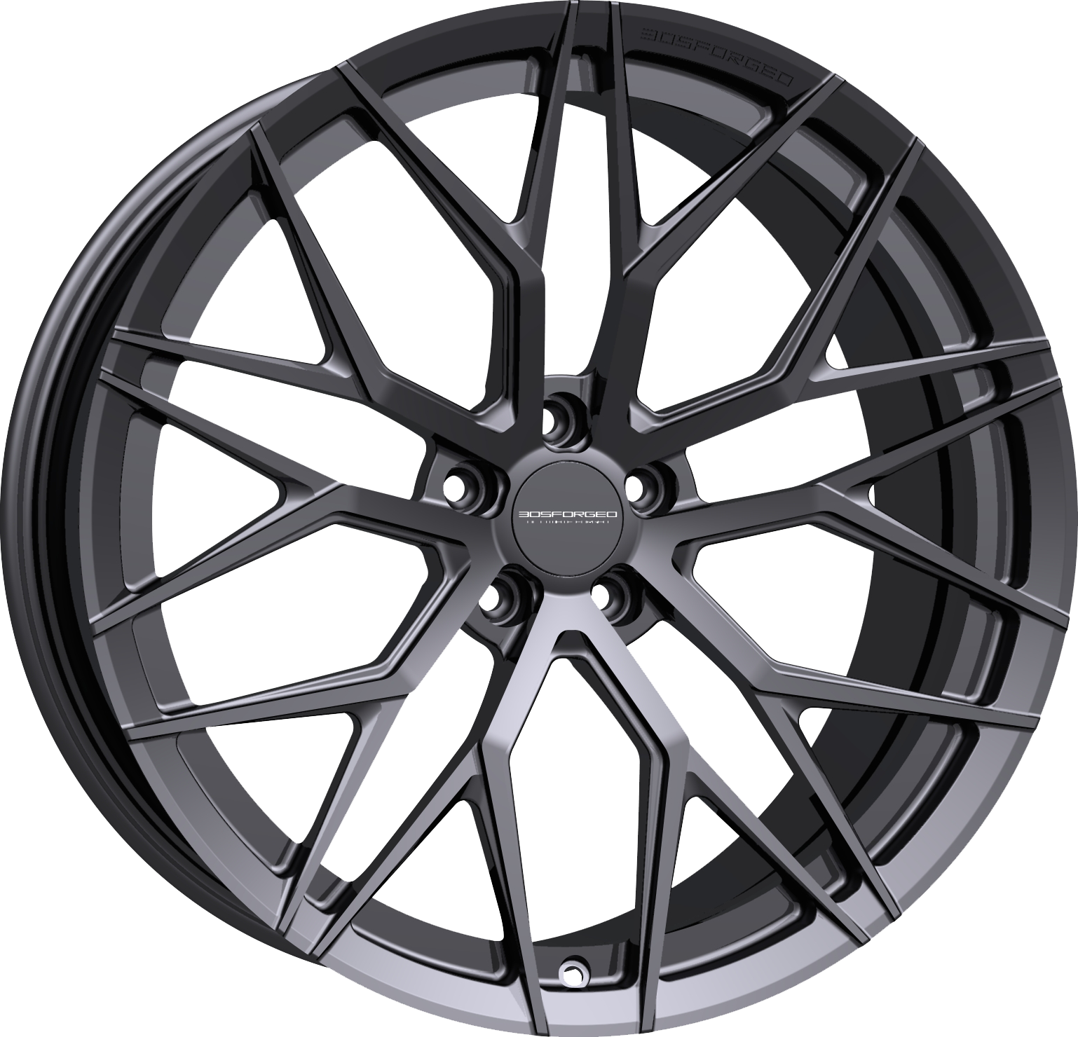 305 Forged UF103 forged wheels