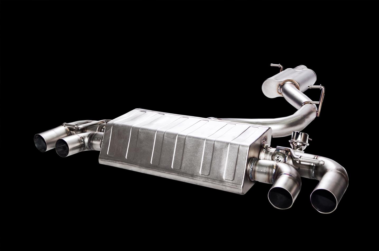 IPE exhaust system for Volkswagen Golf R MK7 / 7.5