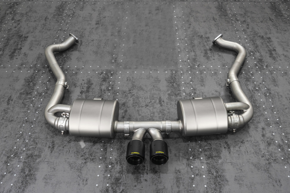 TNEER Exhaust Systems for PORSCHE 987 Cayman