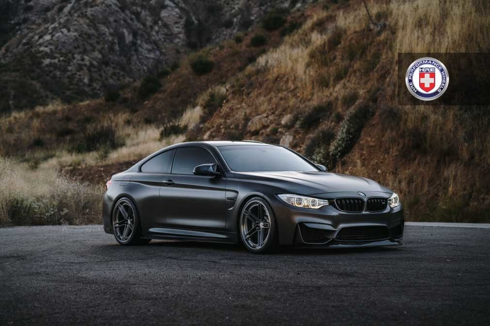 HRE G-Code (Ringbrothers Edition Series) forged wheels