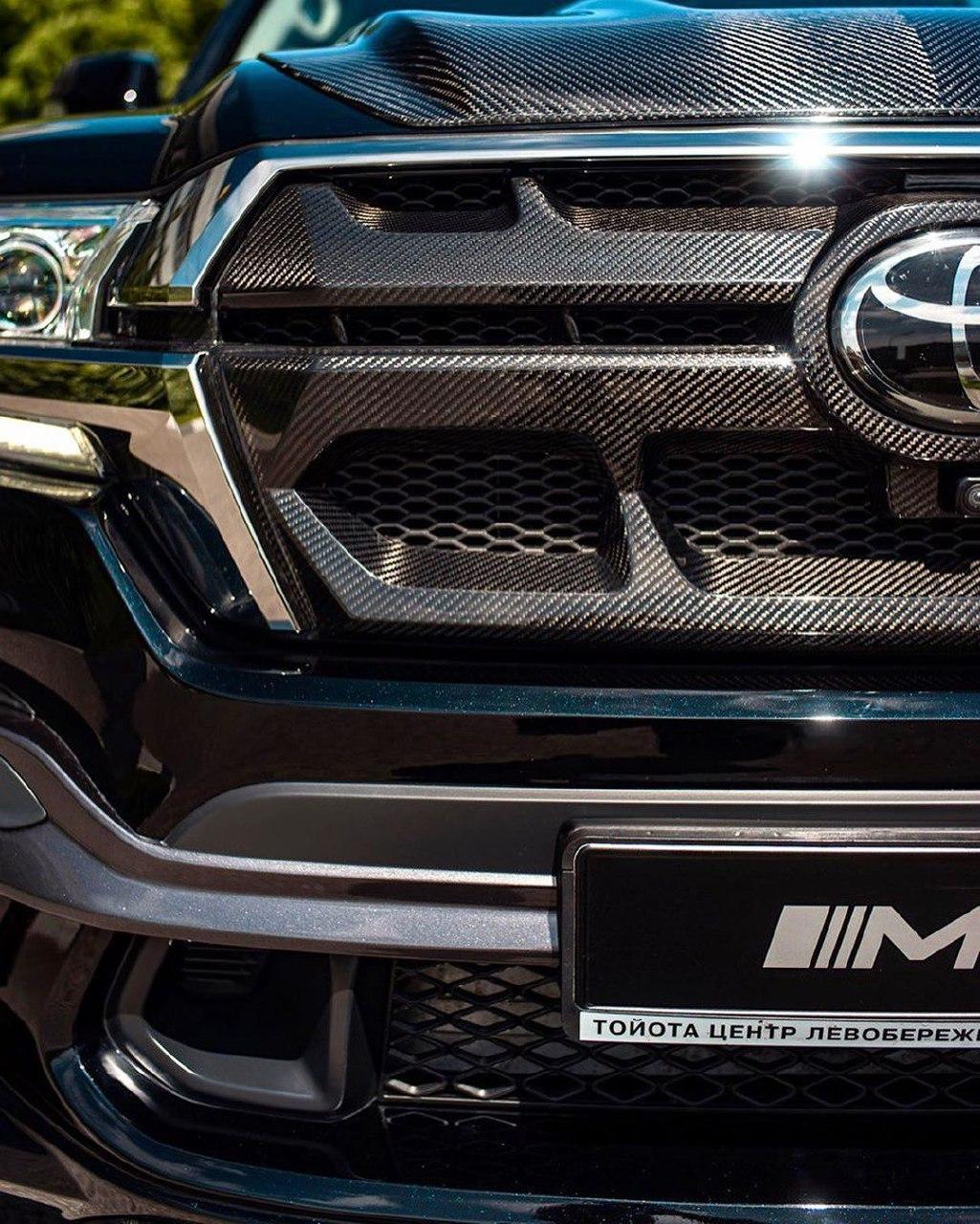 MTR Design Body Kit for Toyota Land Cruiser 200 carbon fiber