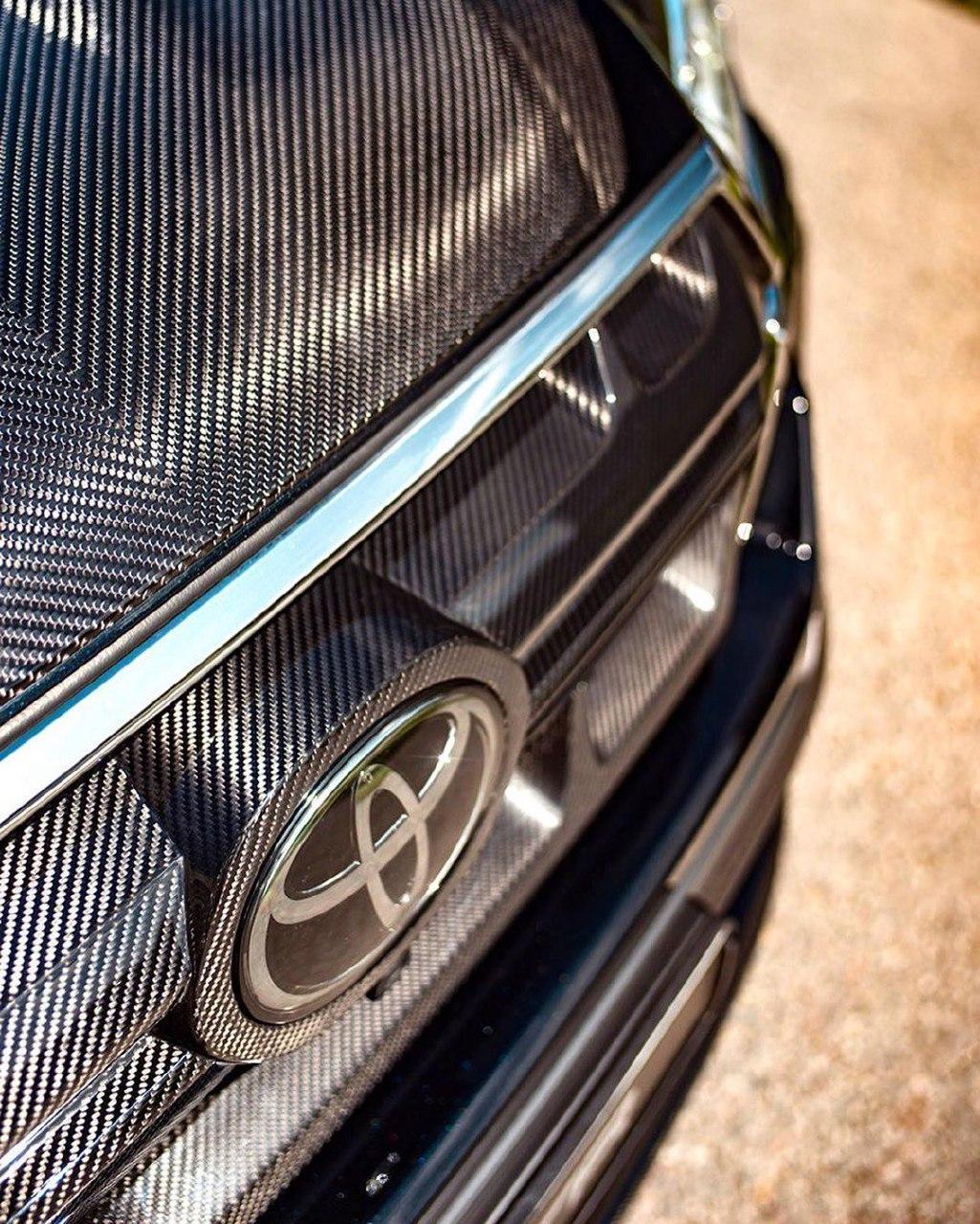 MTR Design Body Kit for Toyota Land Cruiser 200 latest model