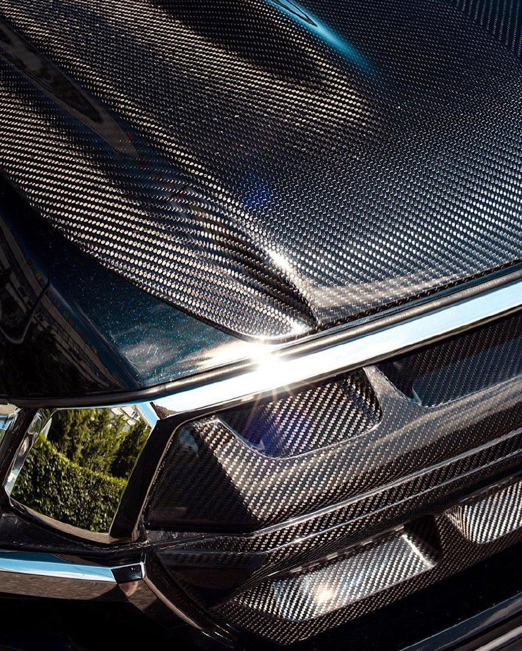 MTR Design Body Kit for Toyota Land Cruiser 200 new model