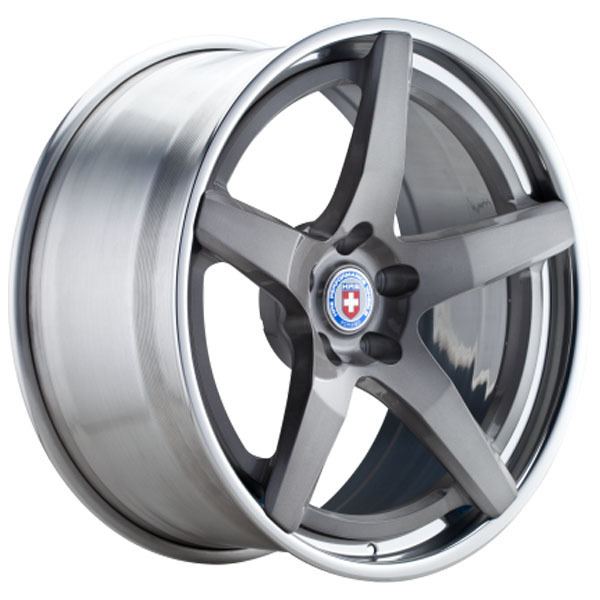 HRE Recoil (Ringbrothers Edition Series) forged wheels