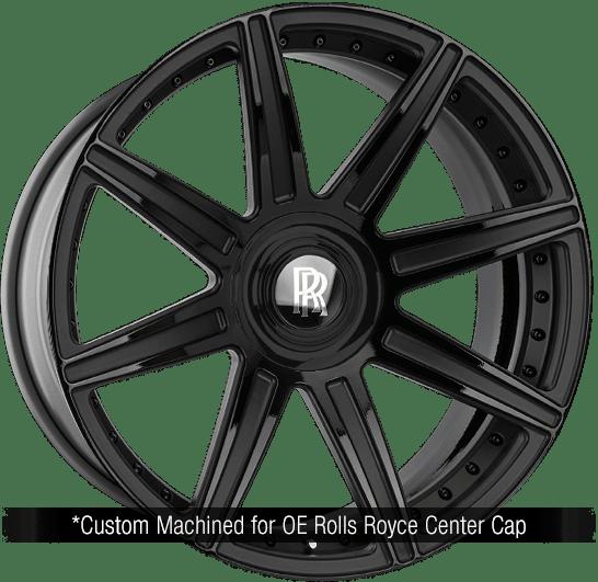 AVANT GARDE AGL22-8R forged wheels