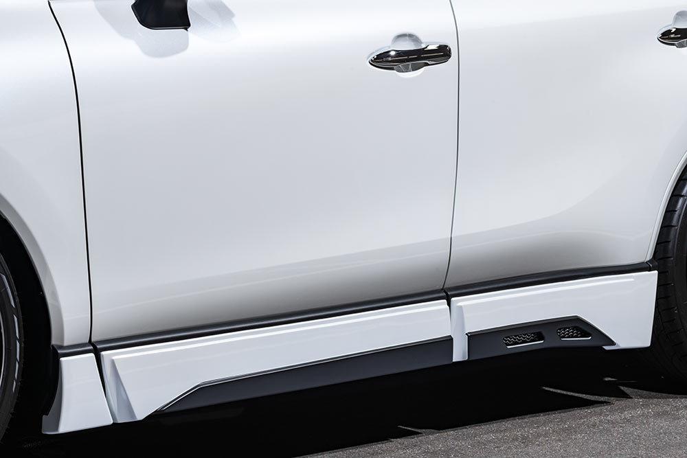 M'z Speed body kit for Toyota Harrier latest model