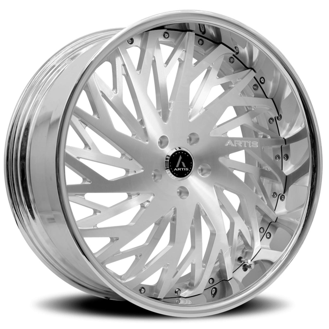 Artis Northtown forged wheels