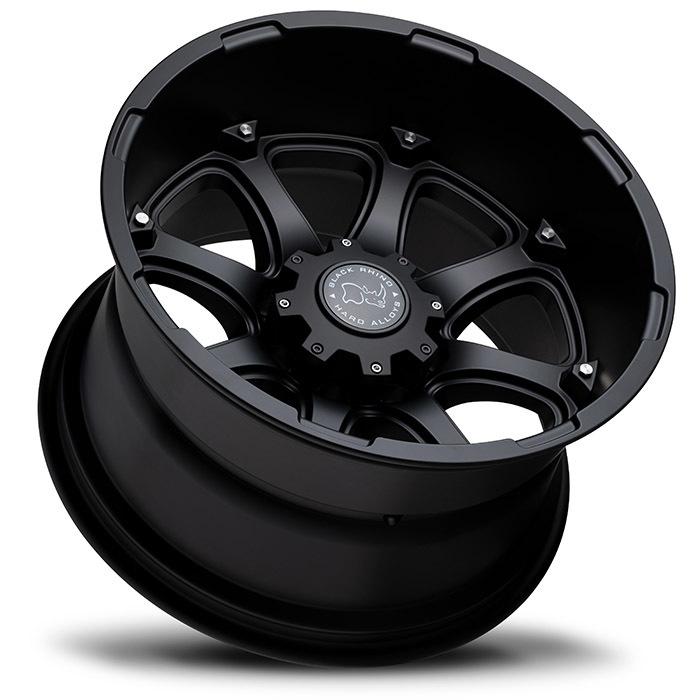 Black Rhino Glamis light alloy wheels