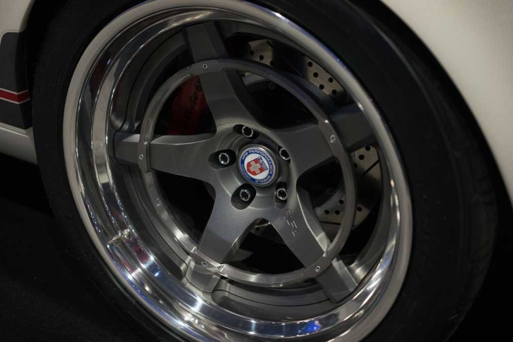 HRE Recoil with Ring (Ringbrothers Edition Series) forged wheels