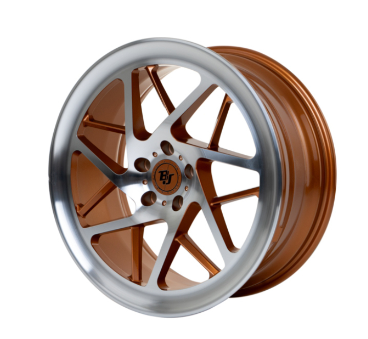 BJ Wheels V3-Race forged wheels