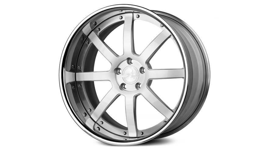 Modulare M28 forged wheels