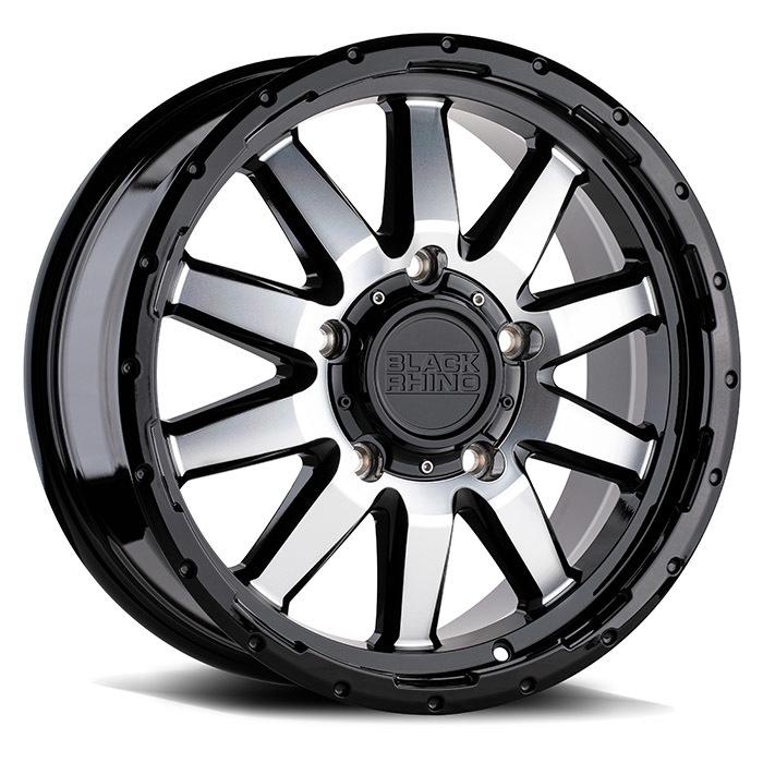 Black Rhino Excursion  light alloy wheels