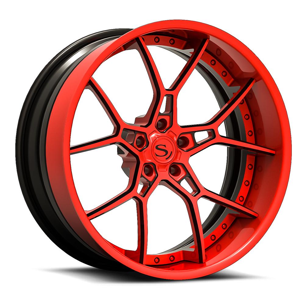 Savini SV80XC Forged wheels