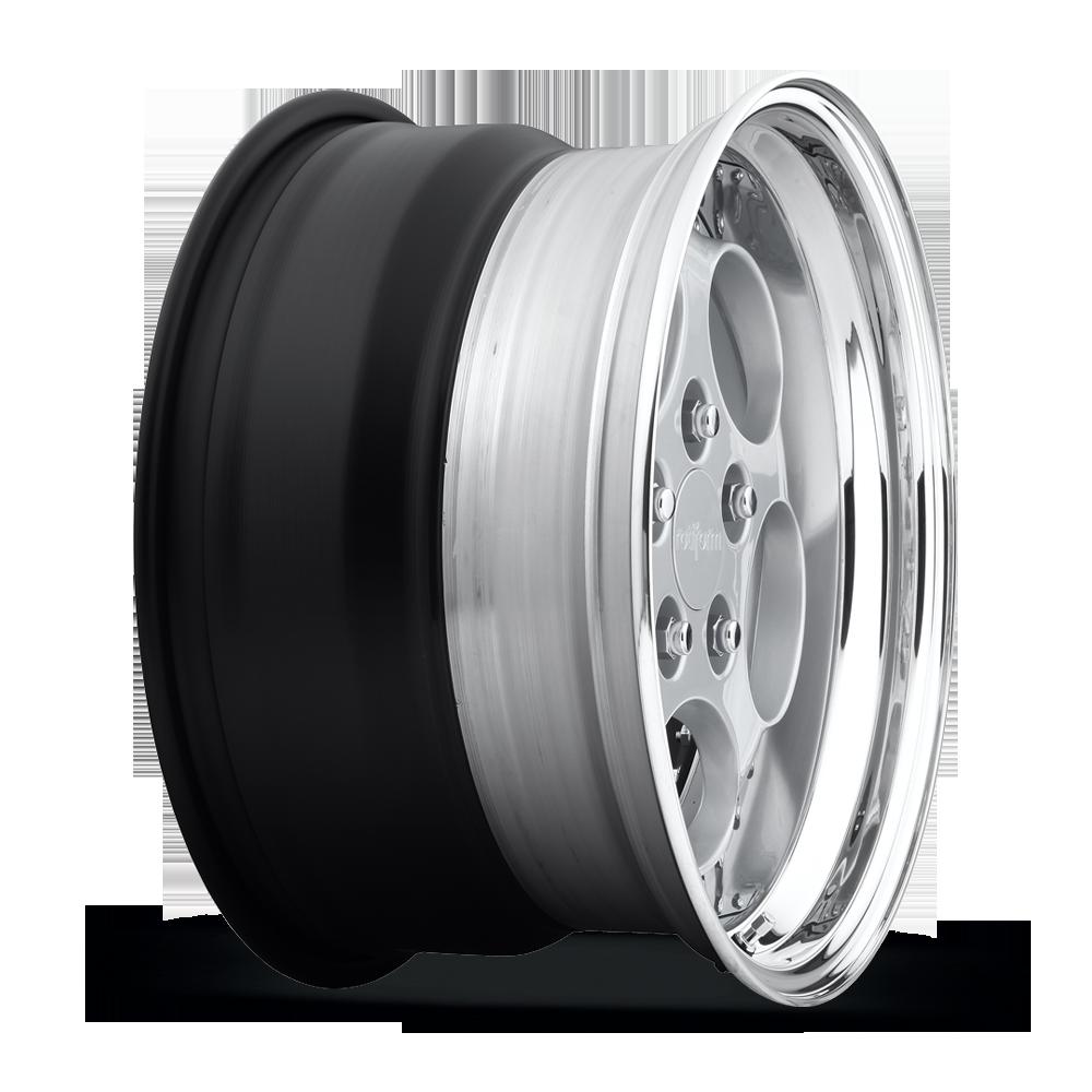 Rotiform STR 3 piece forged wheels