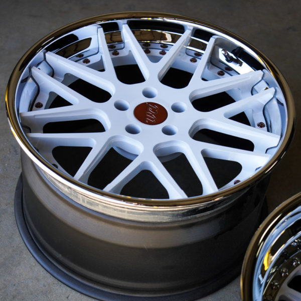 WATERCOOLED BL8 forged wheel