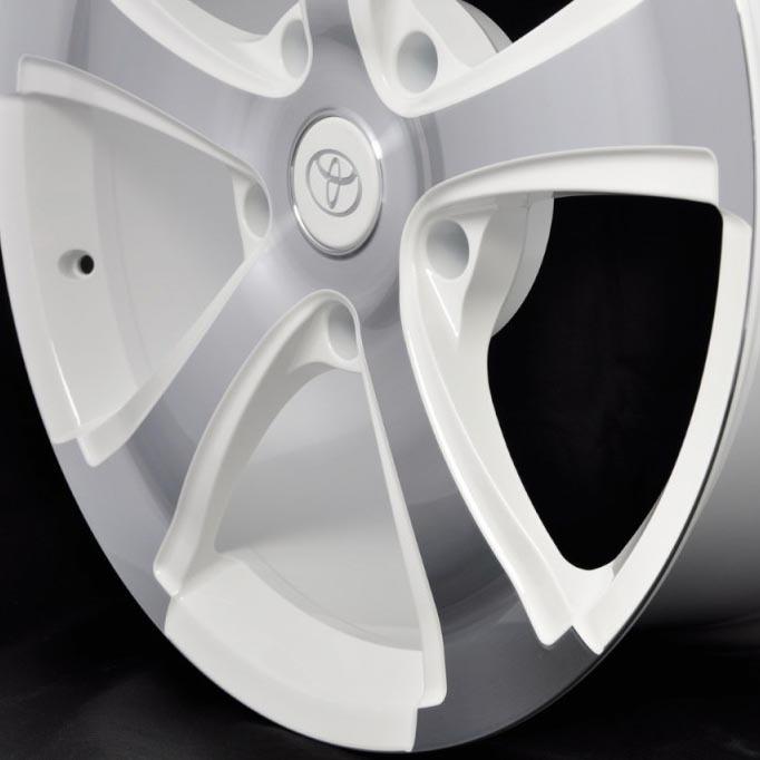 Solomon Alsberg T1 forged wheels
