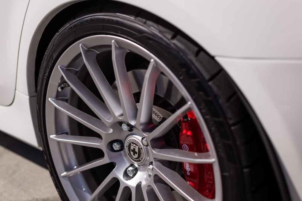 HRE FF15 (FlowForm Series) forged wheels