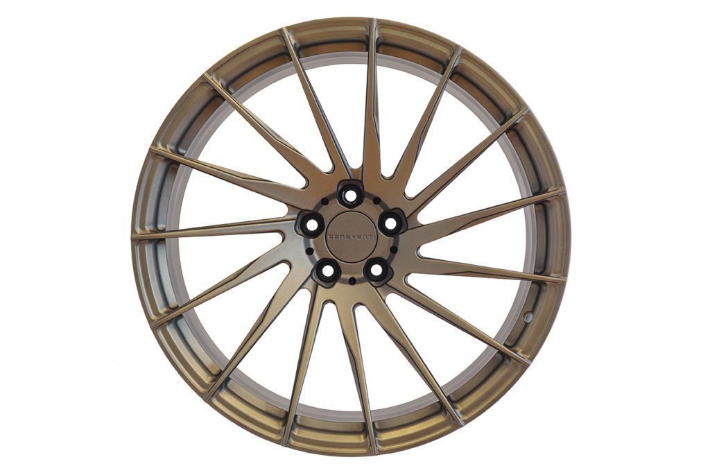 Beneventi V15S forged wheels
